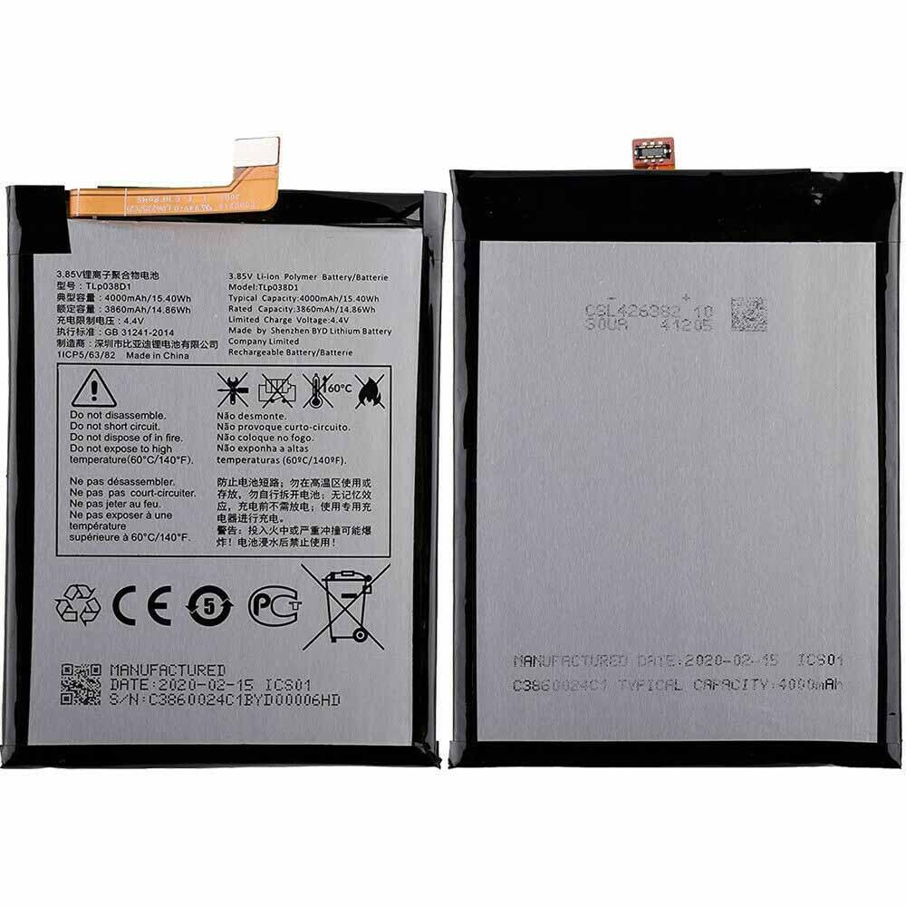 TLp038D1 batterie-cell