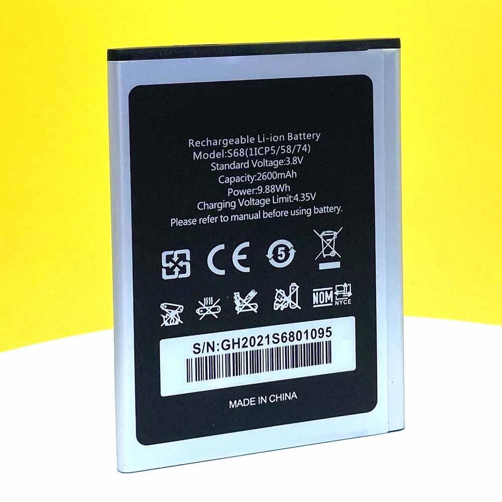 S68 batterie-cell