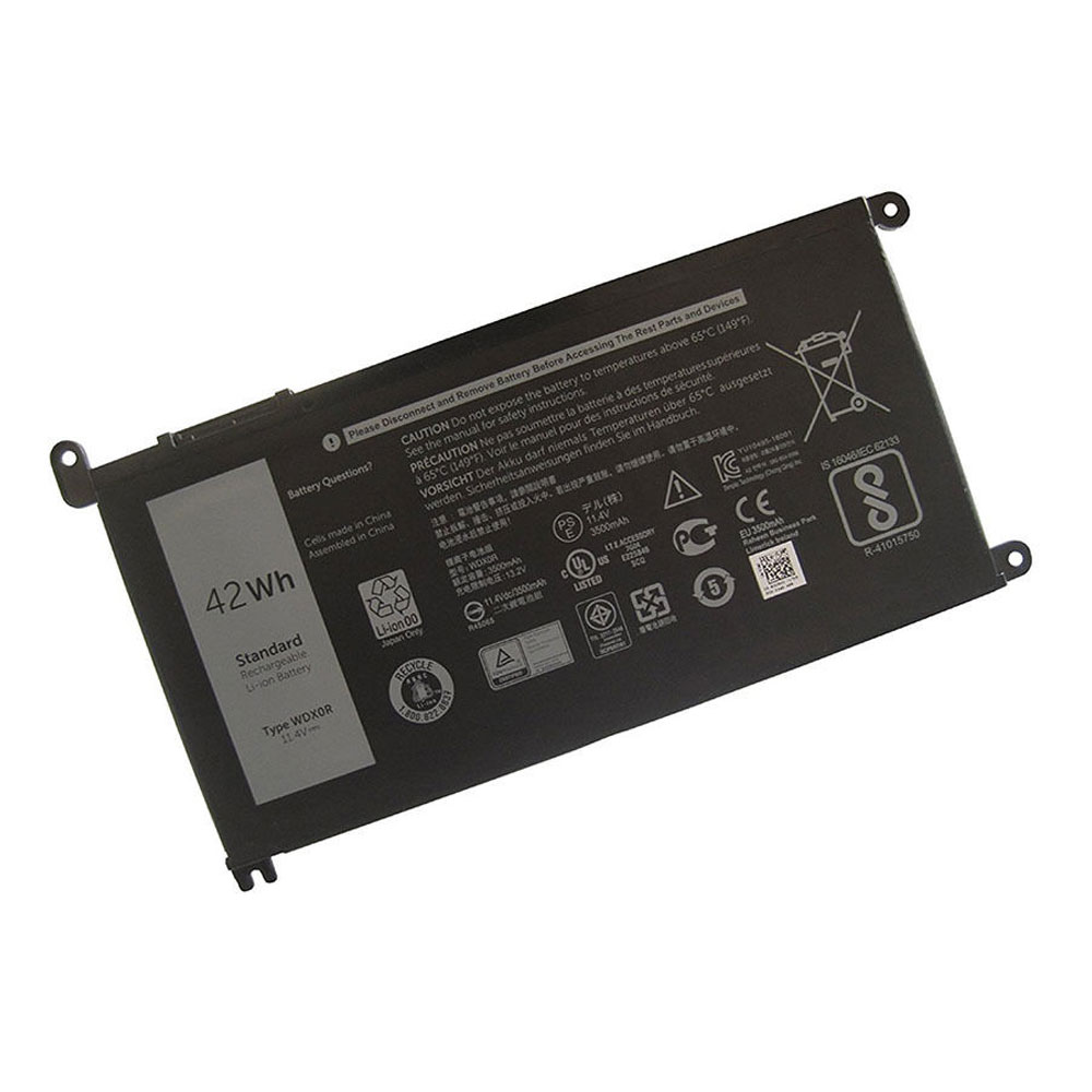 WDXOR batterie-PC-portatili