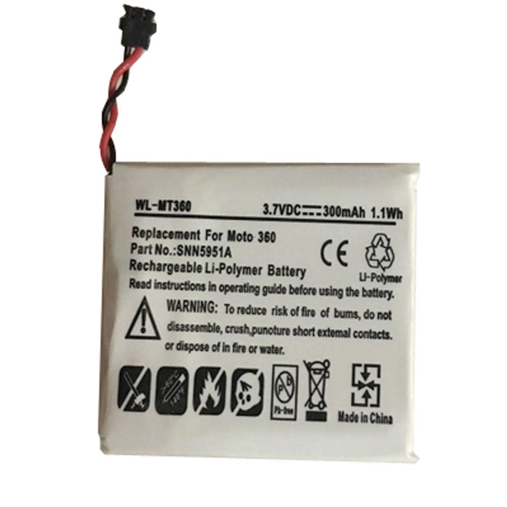 WX30 300mAh 3.8V akku