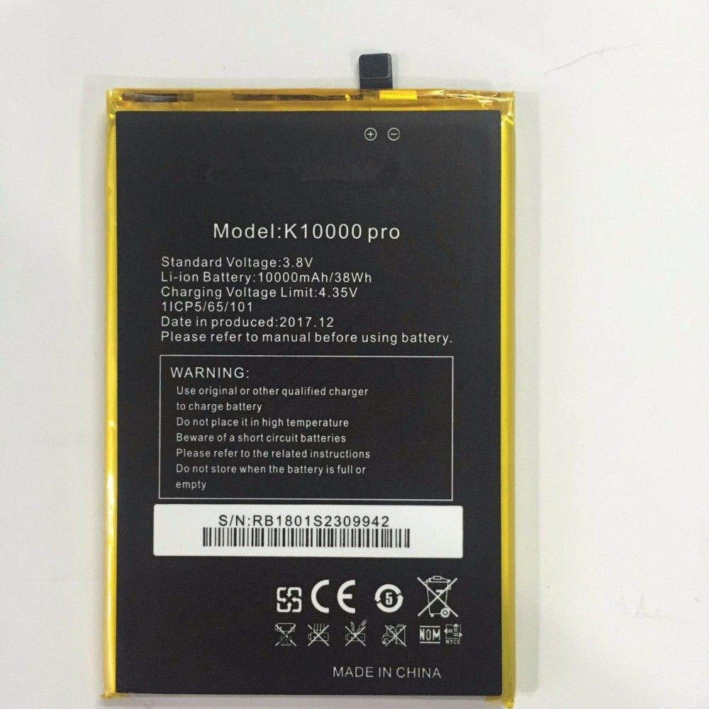 K10000 batterie-cell