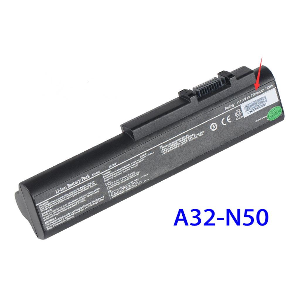 ASUS N50TP N50TR N50V N50VA N50VC N50VF N50VG Akku